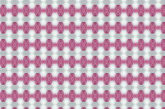 Monica 31. Textile pattern in a violet mixture of colours with interesting geometries Stock Photo
