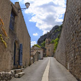 Monieux, Provence Stock Photography