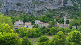 Monieux, Provence Royalty Free Stock Photo