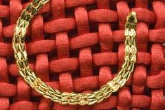 Monili dell'oro Immagini Stock Libere da Diritti