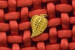 Monili dell'oro Fotografie Stock Libere da Diritti
