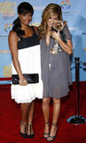 Monique Coleman i Ashley Tisdale Zdjęcia Stock