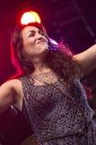 Monique Klemann van Steeg Lois bij Grote Rivieren Stock Foto's