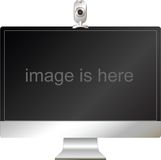 Monitor. Stock Photos