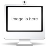 Monitor. Stock Images