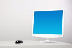 Monitor Royalty Free Stock Photo