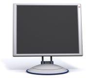 Monitor 2 del Lcd Imágenes de archivo libres de regalías