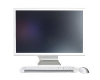 Monitor Royalty Free Stock Photography