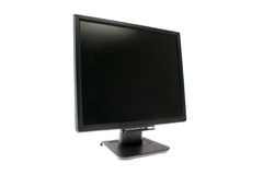 Monitor Royalty-vrije Stock Foto
