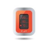 Monitor automático da pressão sanguínea Fotografia de Stock