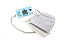 Monitor automático de la presión arterial Fotografía de archivo libre de regalías