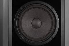 Monitor bass speaker Royalty Free Stock Images