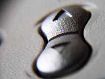 Monitor buttons. Pc monitor buttons (arrows stock photography