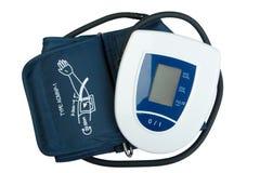 monitor ciśnienie krwi Zdjęcia Stock