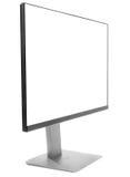 Monitor, computer display, angle view Stock Photography