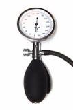 Monitor da pressão sanguínea Fotos de Stock Royalty Free