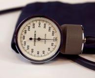 Monitor da pressão sanguínea (1) Imagem de Stock Royalty Free