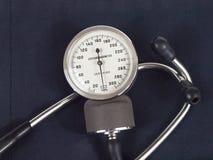 Monitor da pressão sanguínea (2) Imagem de Stock Royalty Free