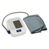Monitor da pressão sanguínea de Digitas Tonometer Foto de Stock