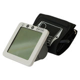 Monitor da pressão sanguínea de Digitas Tonometer Imagens de Stock