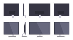 Monitor de HD libre illustration