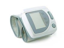Monitor de la presión arterial Imágenes de archivo libres de regalías