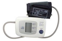 Monitor de la presión arterial de Digitaces. Imagen de archivo