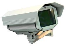 Monitor de la seguridad Fotografía de archivo libre de regalías