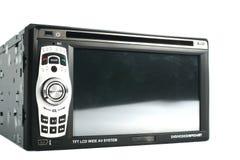 Monitor del coche Fotos de archivo libres de regalías