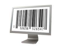 Monitor del LCD Fotos de archivo