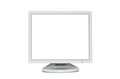 Monitor del LCD Imagen de archivo libre de regalías