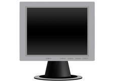 Monitor del LCD Foto de archivo