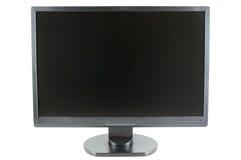 Monitor del LCD de la pantalla ancha Fotos de archivo