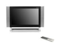 Monitor del LCD TV Fotografía de archivo