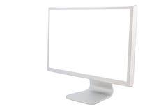 Monitor del ordenador Imagen de archivo libre de regalías