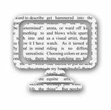 Monitor del ordenador del icono imagen de archivo libre de regalías