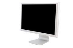 Monitor del ordenador del LCD Imagen de archivo