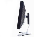 monitor del ordenador del lcd Foto de archivo libre de regalías