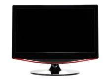 Monitor del ordenador y TV Fotos de archivo