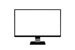 Monitordi ComputerFotografie Stock Libere da Diritti