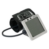 Monitor di pressione sanguigna di Digital Tonometer Immagini Stock Libere da Diritti