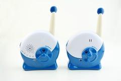 Monitor do bebê Fotos de Stock