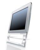 Monitor do computador Imagem de Stock Royalty Free