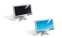 Monitor do computador Foto de Stock