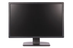 Monitor do computador Fotografia de Stock Royalty Free