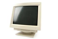Monitor do CRT Fotos de Stock Royalty Free