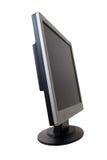 Monitor do ecrã plano de TFT Foto de Stock Royalty Free