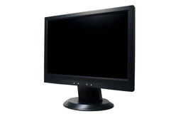 Monitor do LCD foto de stock