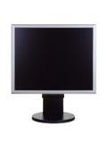 Monitor do lcd do computador Imagens de Stock Royalty Free