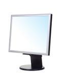 Monitor do lcd do computador Fotos de Stock